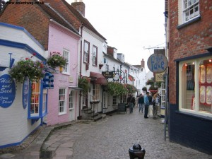 Lymington Old Town